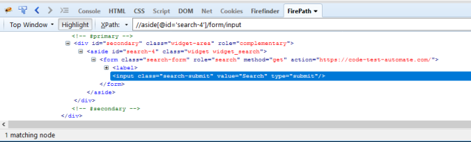 xpath for search button.png
